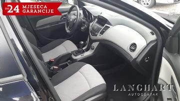 Chevrolet Cruze 1.6 LS,servisna,85300 km,reg.05/2018.g.,kupljen u HR,GARANCIJA,Poklon polica osiguranja