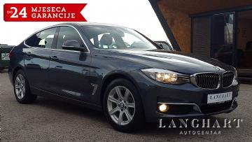 BMW 318D GT,Luxuryline,1vl.148.330km,servisna,Garancija do 24 mjeseci,Poklon polica osiguranja