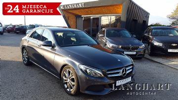 Mercedes C klasa 200 CDI,Avantgarde,Led,Bixenon,Navi,1vl.Garancija, Poklon polica osiguranja