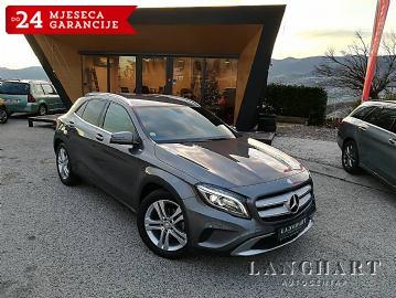 Mercedes GLA 200 CDI,1.vl.,servisna,bixenon,alu 18,navi,kamera
