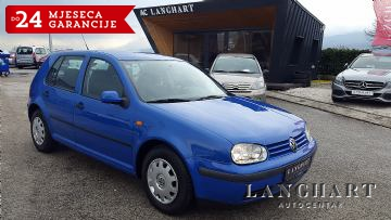 VW Golf IV 1.4,Servisna,kupljen u HR.reg.do 09/2018