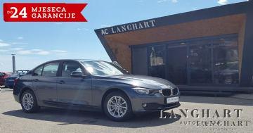 BMW 318D,Automatska-klima,Navigacija,1vl,Garancija do 24 mjeseci