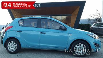 Hyundai i20 1.2,Klima,1vlasnik,64.280km,kupljen u HR.reg.do 07/2018