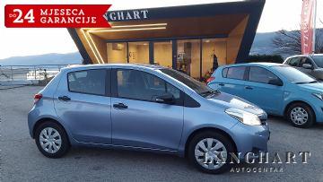 Toyota Yaris 1,0 Sol,Klima,1vl.kupljen u HR.reg.do 22.07.2018,Garancija