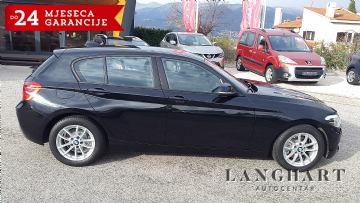 BMW 116 D NOVI MODEL,1.VL.,servisna,LED,NAVI,GARANCIJA do 24 mjeseca