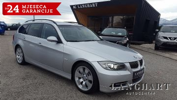BMW 325 D Touring M-optic,servisna,NAVI,panorama-krov,xenon,alu.