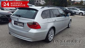 BMW 325 D Touring M-optic,servisna,NAVI,panorama,xenon,alu,reg.09/2018.