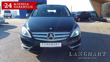 Mercedes B klasa 180 CDI,1.vl.,servisna,xenon+led,navi,kamera,alu,GARANCIJA do 24 mjeseca