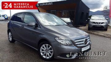 Mercedes B 180 CDI, Navi ,Alu, 1vl. Servisna, Garancija do 24 mjeseci