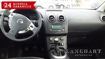 Nissan Qashqai 1.5 Dci panorama krov,alu.felge,garancija do 24 mjeseca