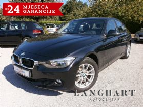 BMW serija 318d, Navigacija, Automatska-klima, 1vl, Garancija do 24 mjesec