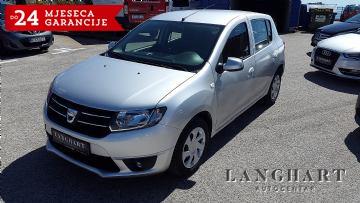 Dacia Sandero 1.2 +LPG,Laureate,Navigacija
