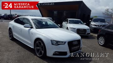 Audi A5 2.0 TDI 150ks,2 x S-Line,Navi,Xenon-Led,Servisna,Garancija do 24 mjeseci