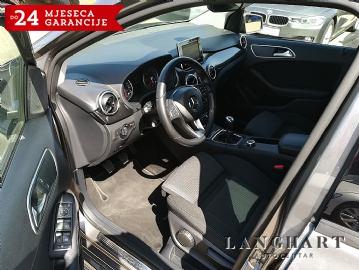 Mercedes B klasa 180 CDI,Novi model,Navi,1vlasnik,Garancija do 24 mjeseci