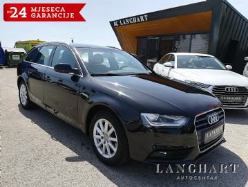 Audi A4 2.0 TDI 177ks,Xenon-Led,Navi,Servisna,Garancija do 24 mjeseci