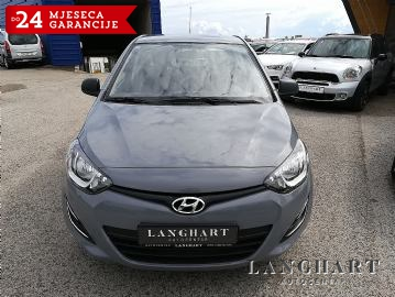 Hyundai i20 1.2 iLike,Klima,1vlasnik,55.100km,kupljen u HR.reg .do 08/2018