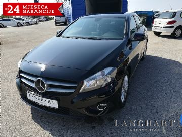 Mercedes A klasa 180 CDI,,Koža,Kamera,Navi,Alu,garancija do 24 mjeseci