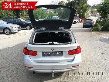 BMW 318d,Touring,Navigacija,koža,1vl,Garancija do 24 mjeseca