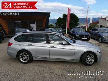 BMW 318d,Touring,Navigacija,koža,1vl,Garancija do 24 mjeseci<br>Poklon polica osiguranja