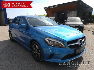 Mercedes A 200 Cdi URBAN,1.vl.,servisna,69500 km,LED,NAVI,GARANCIJA
