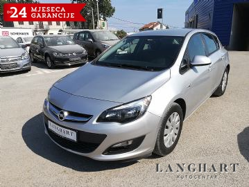 Opel Astra 1.7 Cdti,kup.u HR,servisna,reg.do02/2019