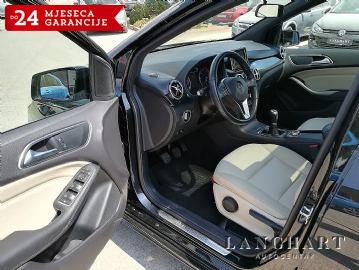 Mercedes B 180 CDI, 1.vl., servisna, NAVI, PANORAMA KROV, alu, GARANCIJA do 2 GOD.