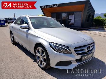 Mercedes C250 CDI Avantgarde,1.vl.,servisna,42000 km,FULL OPREMA,GARANCIJA