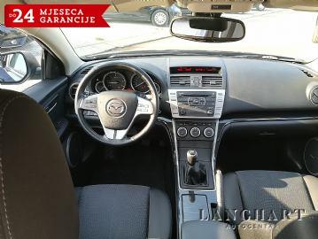 Mazda 6 2.0 D SW,1.vl.,servisna,xenon,alu,kupljen u HR