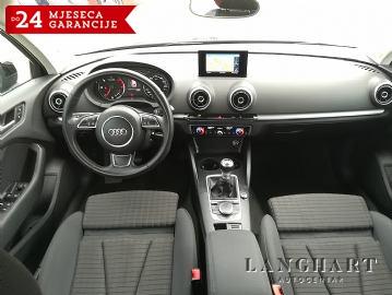 Audi A3 Sportback,2.0 TDI 150ks,Xenon,Navi,Alu,1vlGARANCIJA