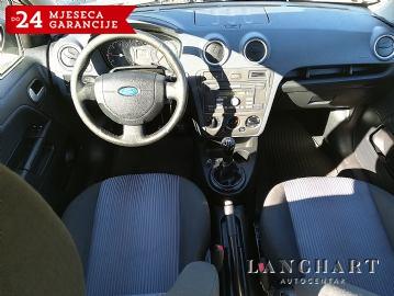 Ford Fusion 1.4 TDCi,Klima,Servisna,kupljen u HR.