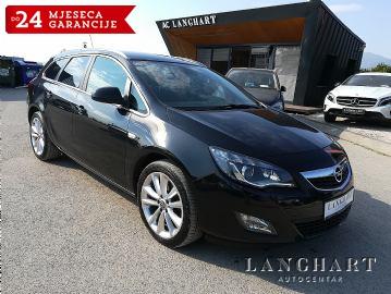 Opel Astra J 2.0 CDTi,160ks,Xenon,Flexride,1vlasnik,kupljen u HR,Reg.do 03/2019