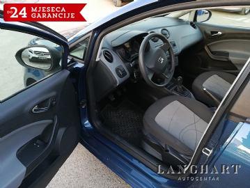 Seat Ibiza 1.2,Klima,1vlasnik,kupljen u HR,reg.do 07/2019,Garancija do 24 mjeseci