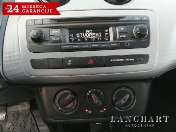 Seat Ibiza 1.2,Klima,1vlasnik,kupljen u HR,reg.do 16.07.2019,Garancija do 24 mjeseci