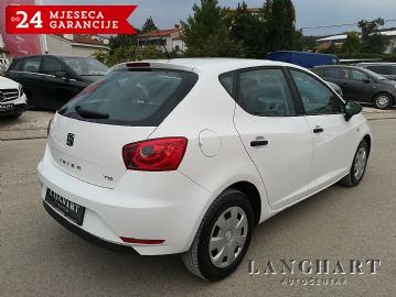 Seat Ibiza 1.2 TDI,Klima,1vlasnik,kupljen u HR,reg.do 07/2019,Garancija do 24 mjeseci
