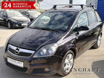 Opel Zafira 1.9 CDTi,7 sjedala,kupljen u HR.reg.do 08/2019