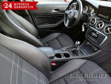 Mercedes A klasa 180 CDI,Urban,Navi,Alu,Dvozonska-klima