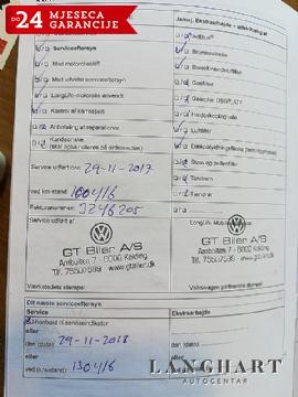 VW Passat 2.0 TDI,Comfortline,1.vl.,servisna,NAVI,alu,GARANCIJA