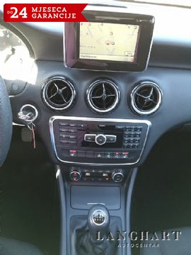 Mercedes A klasa 180 CDI,1.vl.,servisna,NAVI,ALU 16,GARANCIJA