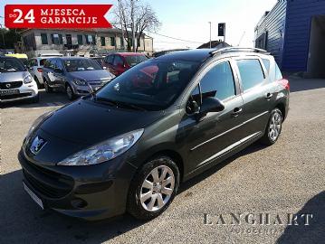 Peugeot 207 1.6 SW VTi,reg.do29.05.2019.