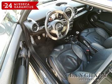 Mini Clubman SD JCW,1.vl.,servisna,xenon-led,koža,navi,GARANCIJA