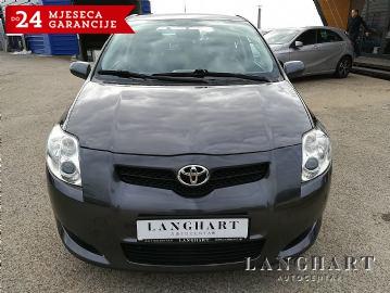 Toyota Auris 1.4 D-4D,Dvozonska-Klima,6brzina,1vlasnik,kupljen u HR:reg.do 01/2019