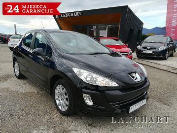 Peugeot 308 1.4 VTI + LPG, servisna,alu,reg.01/2019.g.