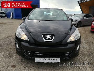 Peugeot 308 1.4 VTI + LPG, servisna,alu,kupljen u HR