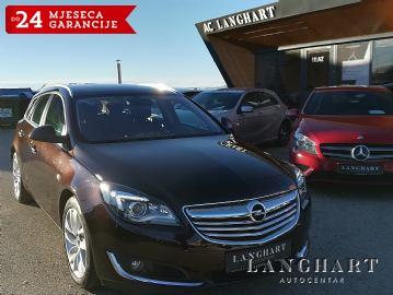 Opel Insignia 2.0 CDTi,SportsTourer,Bixenon,Navigacija,1vlasnik,kupljen u HR.reg.do 18.02.2019