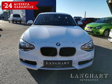 BMW 118d,Automatik,Navigacija,tempomat,novi zimske gume,1vlasnik,Garancija