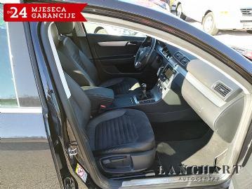 VW Passat SW 2.0 TDI Highline,1.vl.,servisna,NAVI,alu 17,GARANCIJA