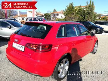 Audi A3 2.0 Tdi Sportback,1.vl.Servisna,Navi,Bang&Olufsen,garancija do 24 mjeseca