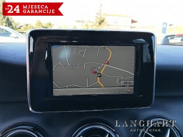 Mercedes A klasa 200 CDI,Navigacija,dvozonska-Klima,Servisna,Reg.do 11.09.2019
