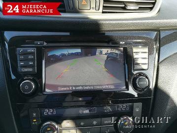 Nissan Qashqai 1.5 DCI,1.vl.napravljen servis,NAVI,kamera,alu 17,GARANCIJA