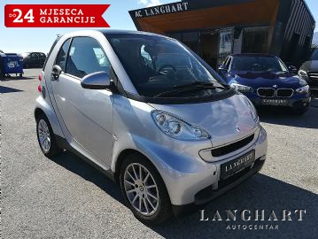 Smart City Coupe 1.0,servisna,klima,alu,panorama,reg.11/2019.g.